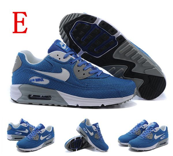 new concept 0a0cc b4b65 Wholesale Nike Air Max Lunar 90 Prm Qs Running Shoes For Men 25th  Anniversary Mesh Flyknit Light Trainers Mens Sports Shoes Free Shipping,  Free shipping, ...