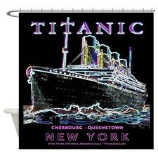 Titanic Shower Curtain Google Search Cruise Ship Party