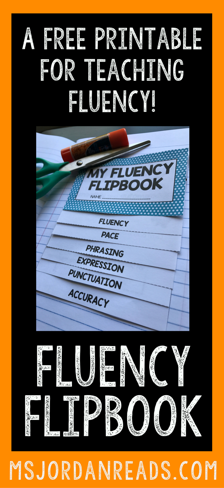 Fluency Flipbooks For The Classroom Teaching Fluency Fluency Activities Fluency [ 1600 x 735 Pixel ]