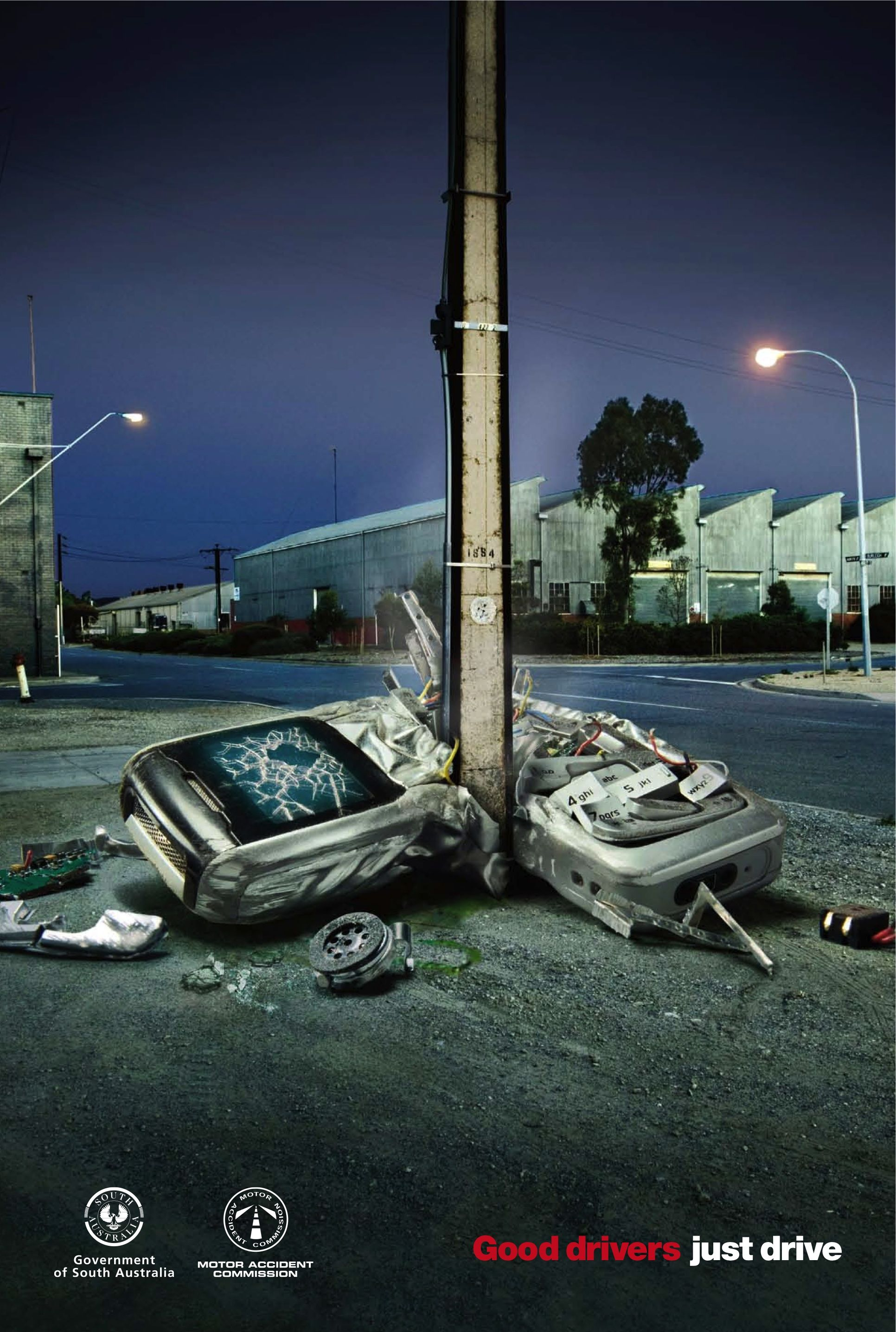 Government of South Australia and The Motor Accident
