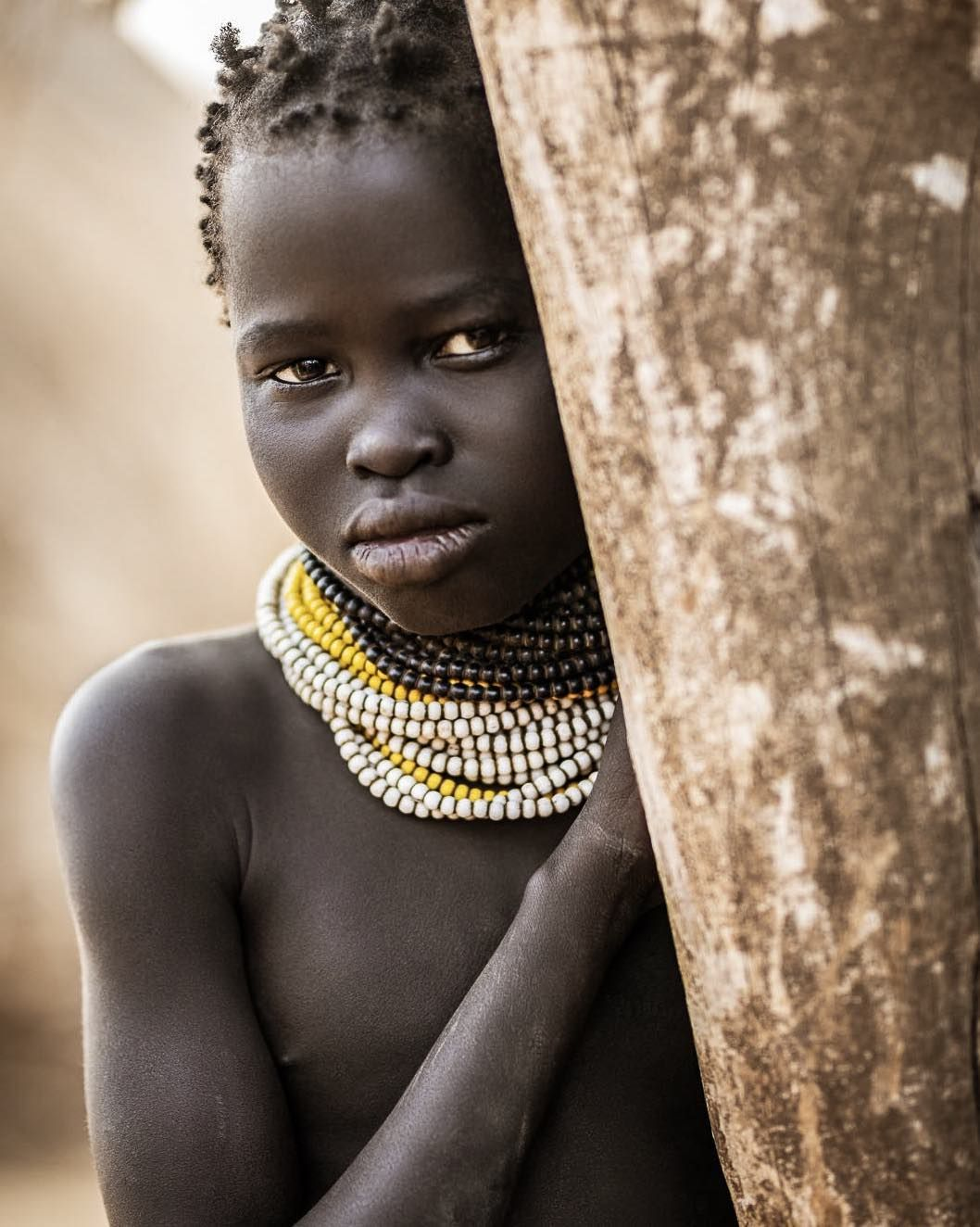 Pin On African Tribe Women