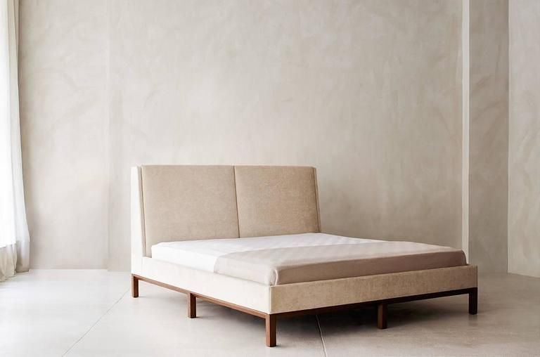 Contemporary Texel Bed, Custom and Made to Order by Dmitriy and Co ...