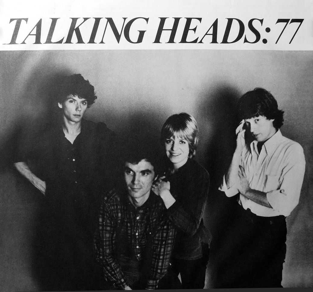 Talking Heads Vinyl Cover Jerry Harrison Amp Talking Heads