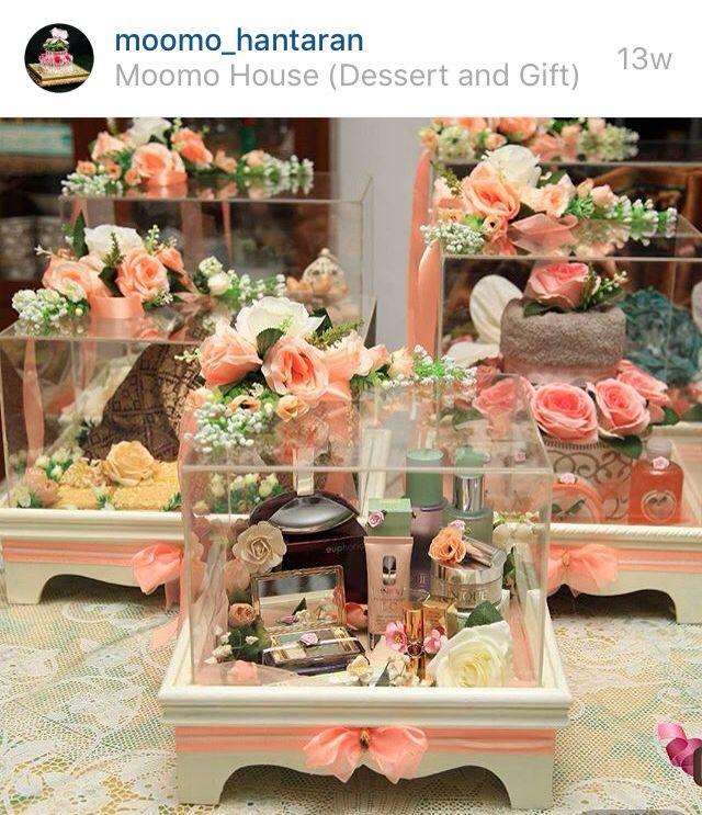 Inspirasi seserahan … Wedding gifts packaging, Wedding