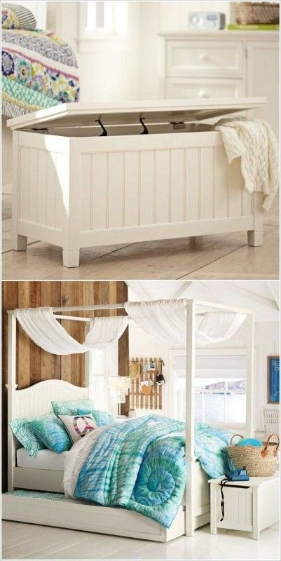End Of Bed Storage Chest Foter Bedroom Storage For Small Rooms