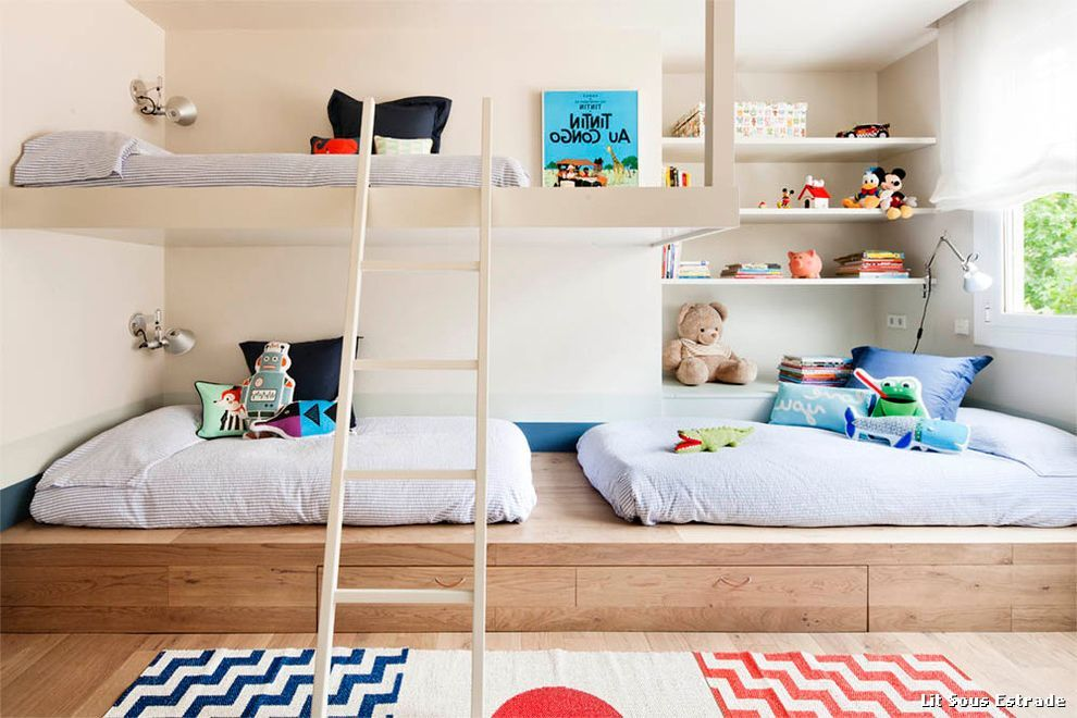 8 Estrades Pour S Inspirer Chambre Enfant Idee Deco Chambre Deco Chambre