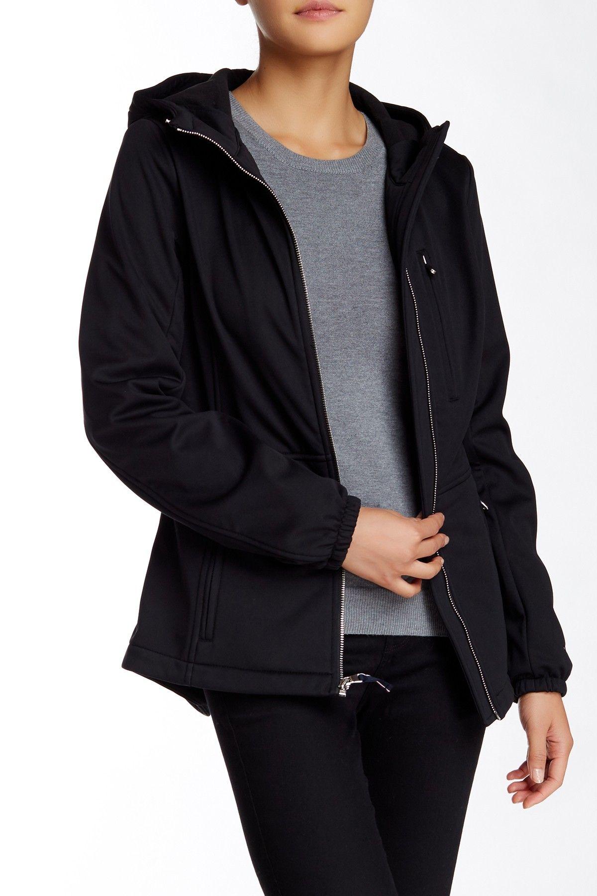 Tommy Hilfiger Short Hooded Jacket Nordstrom jackets