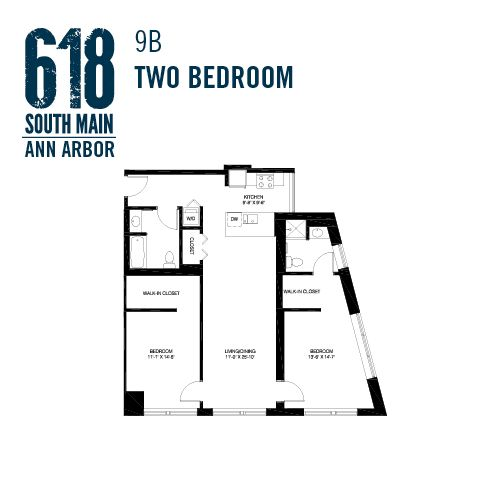 Visit Www.618southmain.com/floorplans To Shop All Of Our