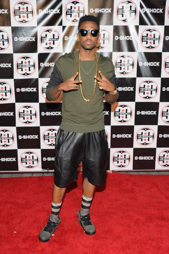 fabolous wearing  airjordan 5 fear  b629a04099
