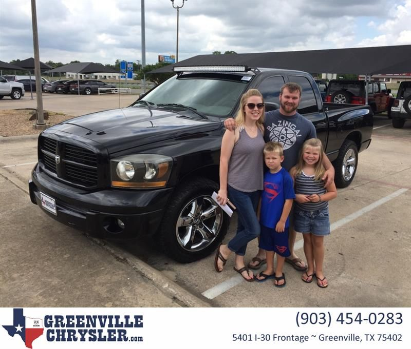Greenville Chrysler Jeep Dodge Ram Customer Review Steve Did A Great Job Of  Getting The Cars Up Front For Us To Test Drive, And Was Easy To Work With.