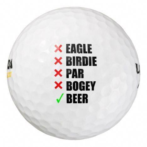 Funny golf terms golf balls | Zazzle.com #golfhumor