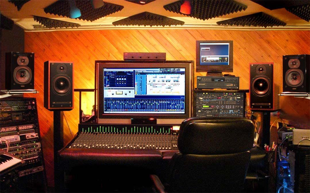 Studio Ray Recording Studio Control Room Queens New York City