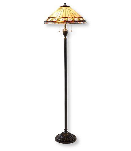 Bradbury Art Glass Floor Lamp Glass Floor Lamp Stained Glass Floor Lamp Floor Lamp