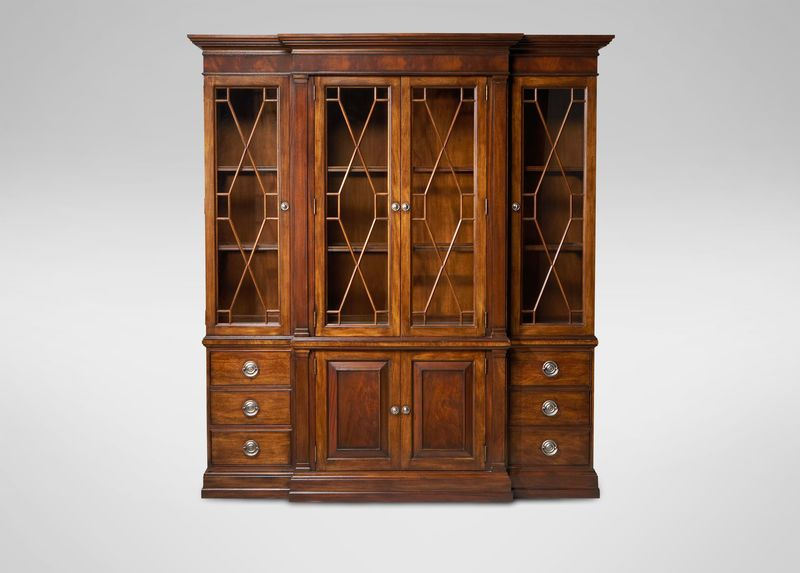 Room Wooster China Cabinet
