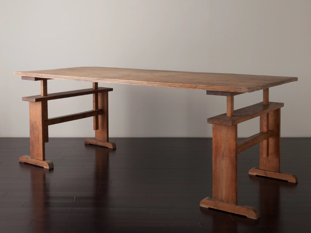 Andre Sornay Attrib Work Table Work Table Table Dining Table