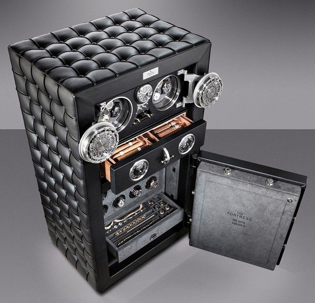 Döttling's The Fortress is the safest luxury safe in the world