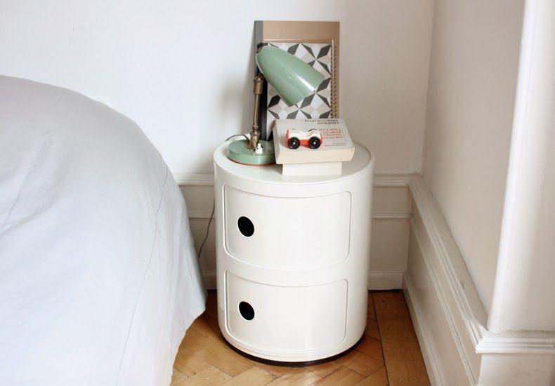 table de chevet kartell | for the home | pinterest | bedrooms
