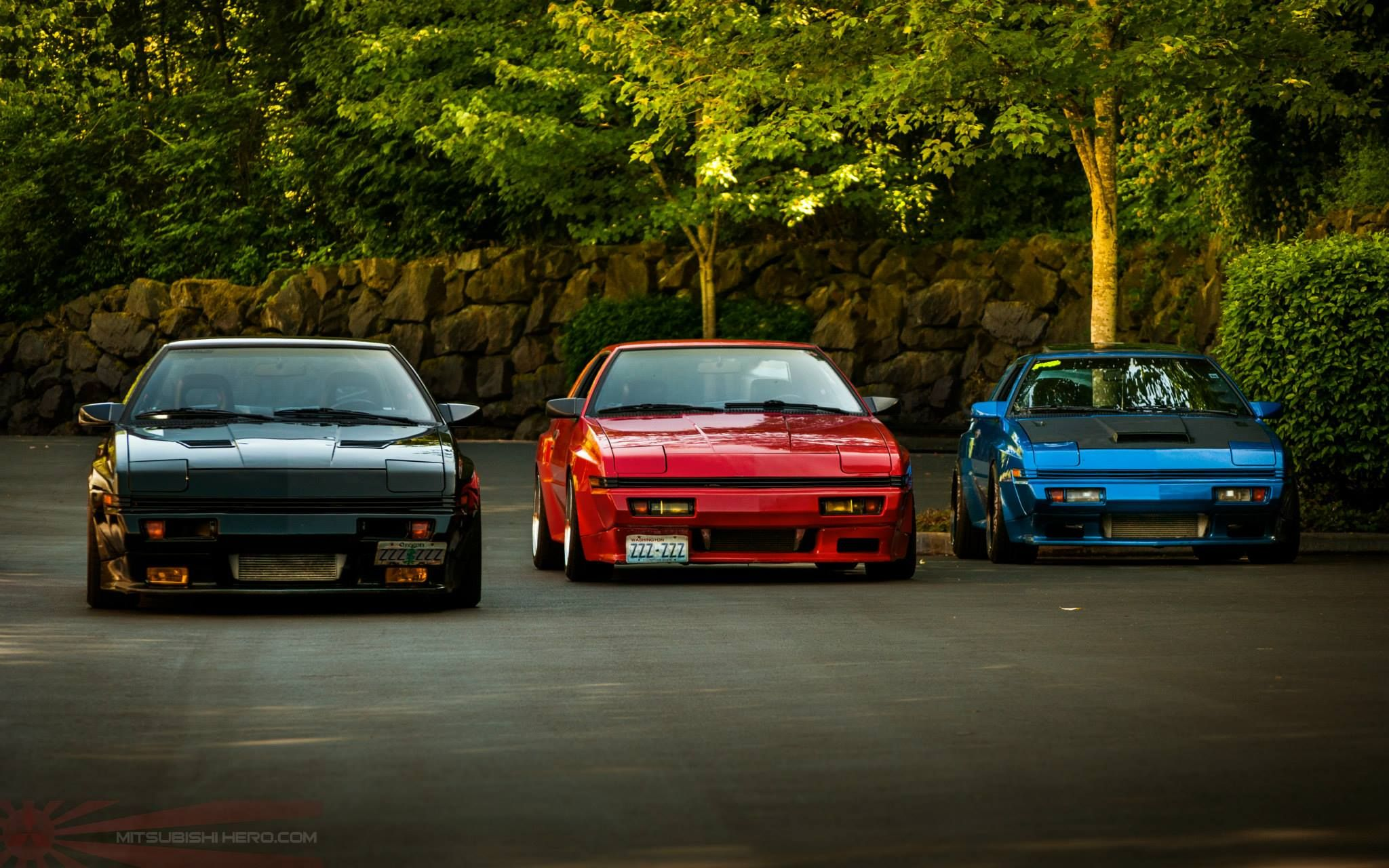 Northwest Starions Mitsubishi Pinterest Cars Jdm And Rx7