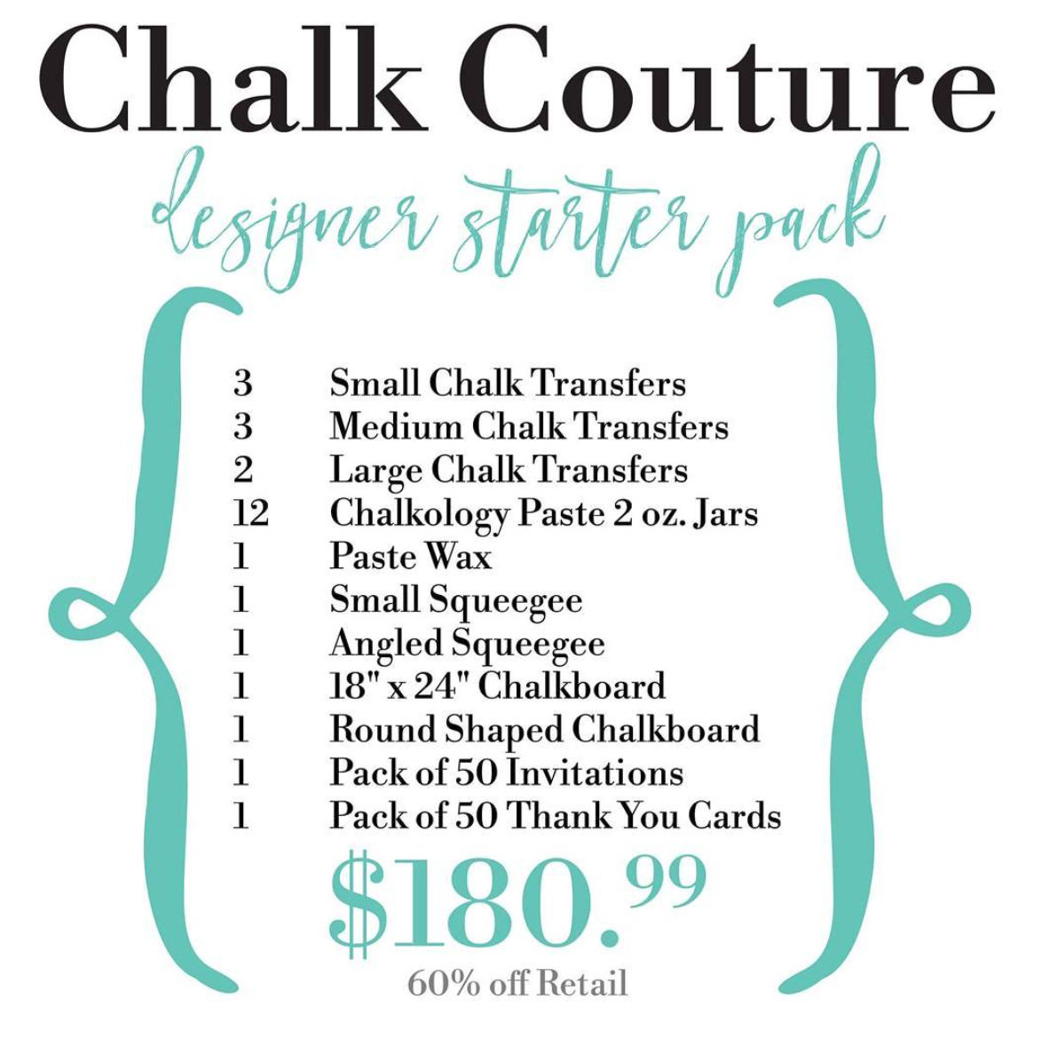 CC Kit Contents JOIN Our Team With This New Direct Sales Company In  Prelaunch. Chalk