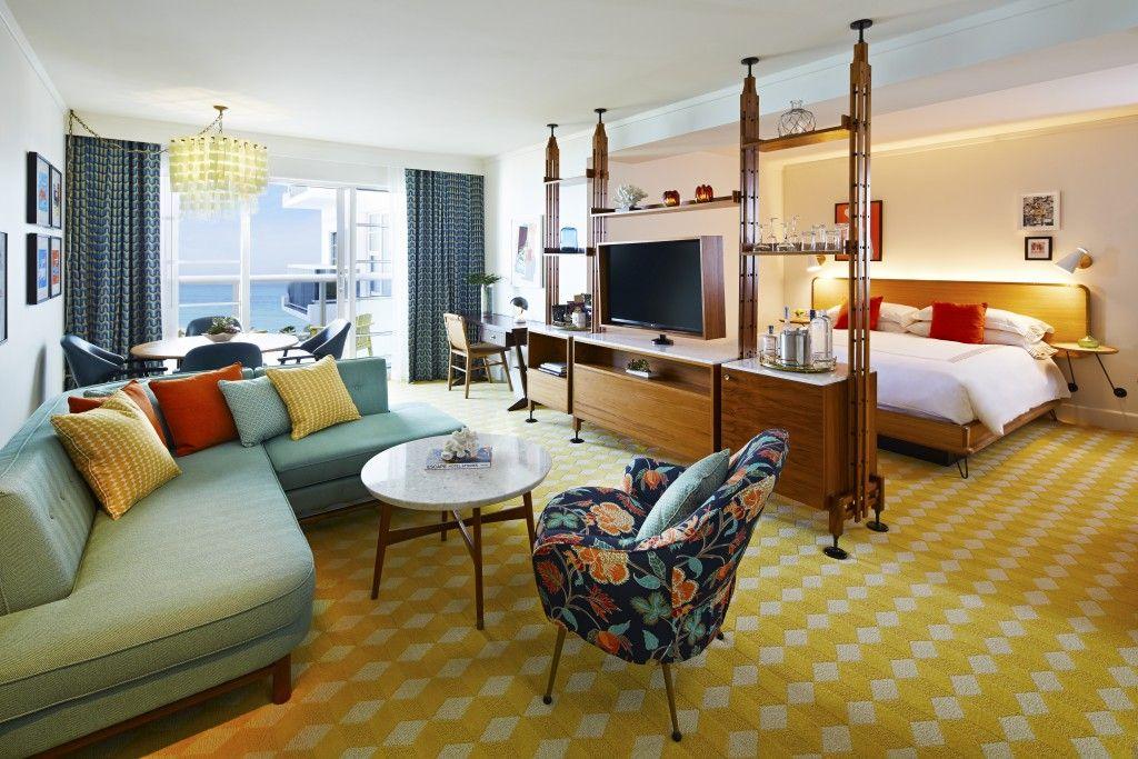 12 Pinterest Worthy Hotel Rooms Miami Beach Hotels Miami Beach