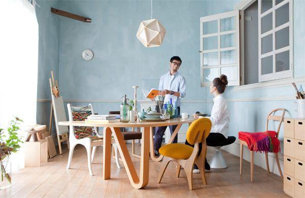 アーティストの部屋|MUJI meets IDEE ふたりのはじまり|無印良品