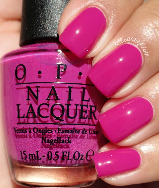 Opi Brights 2015 Collection Swatches Review With Images Opi Nail Colors Nails Nails Only
