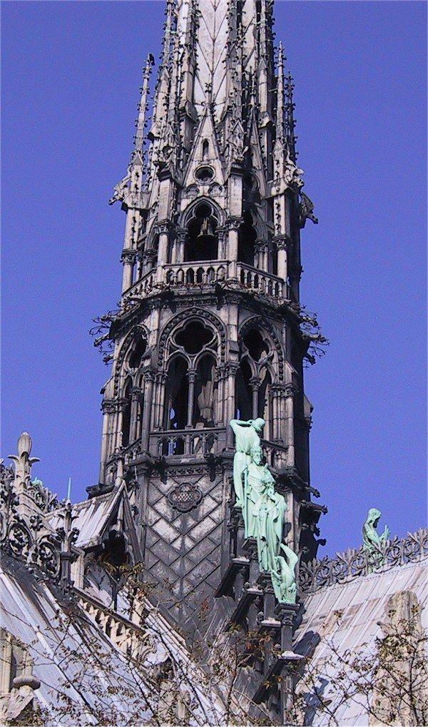 Catedral De Notre Dame París Megaconstrucciones París Catedral Catedral Gotica