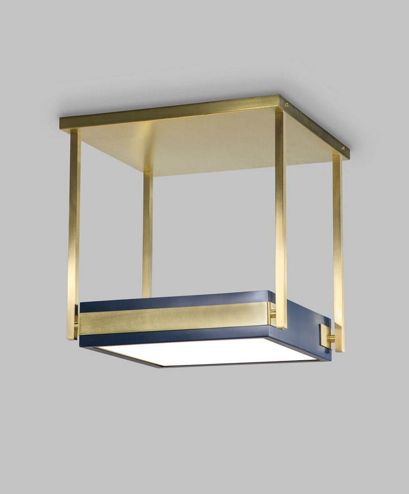 Check Out The The Flat Light Fixture From The Urban Electric Co