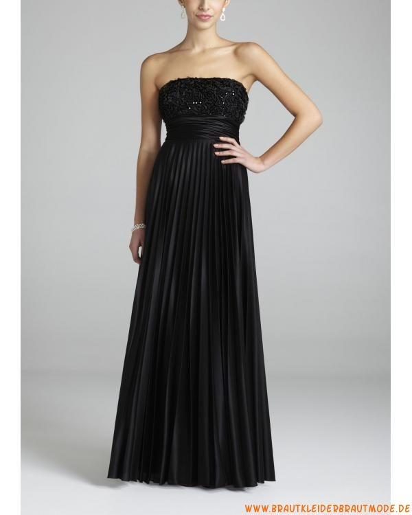 Lange Trägerlose Abendkleider 2015