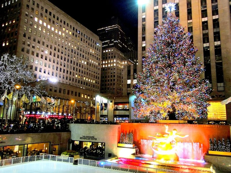Weihnachten in New York - A Christmas Tale