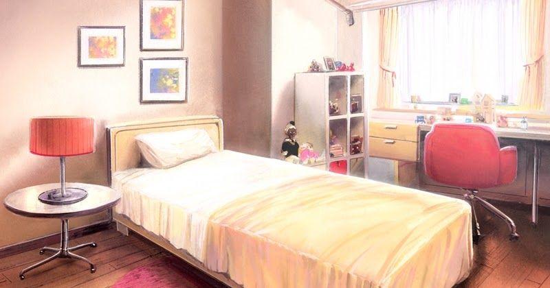 Bedroom (Anime Background)