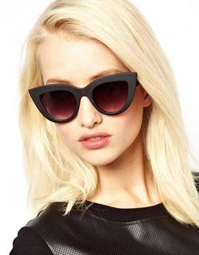 8037a4ef4da55 Image 3 of Quay Kitti Cat Eye Sunglasses  44