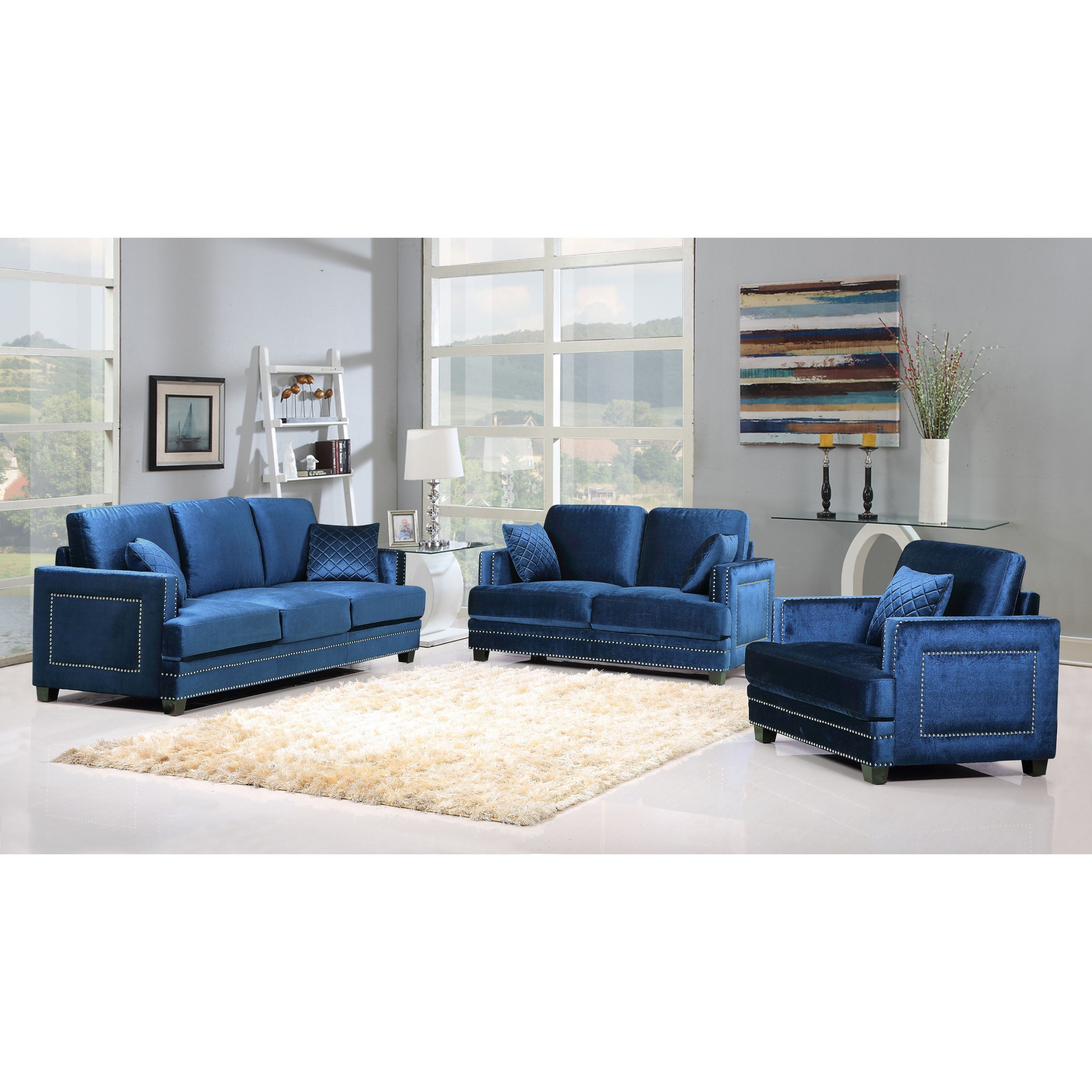 The Ferrara Living Room Set Is An Impeccable Example Of Truly Mesmerizing Design Your Living Room Online Decorating Design