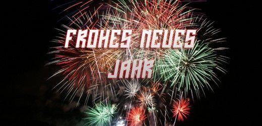 Frohes neues Jahr 2016 Grüße SMS- Happy New Year in German | Happy ...