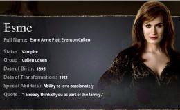 A Cullen Family Tree Twilight Saga Twilight Pictures Twilight Cast