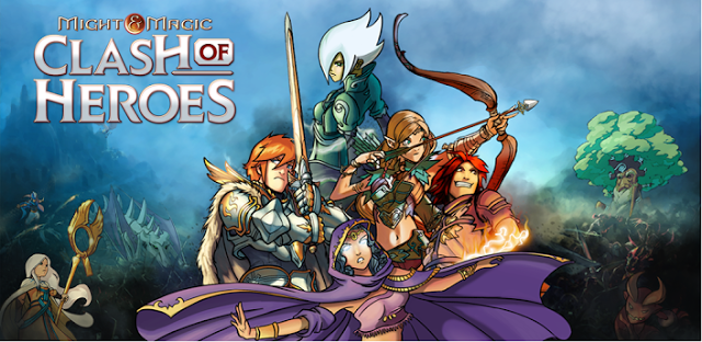 Might & Magic Clash of Heroes 1.0 APK Free Download APK