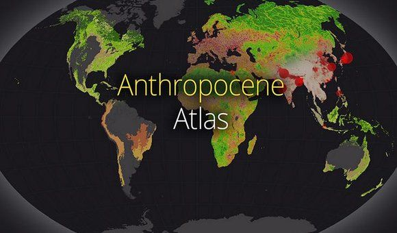 See How Humans Have Reshaped The Globe With This Interactive Atlas - Interactive globe map