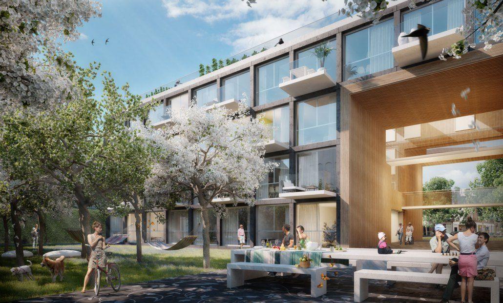 Groenmarkt garden, 3D Studio Prins