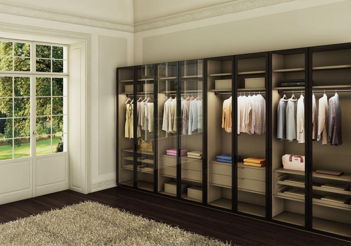 Atlante Wind Comp 02 Moderne Garderobe Fur Schlafzimmer