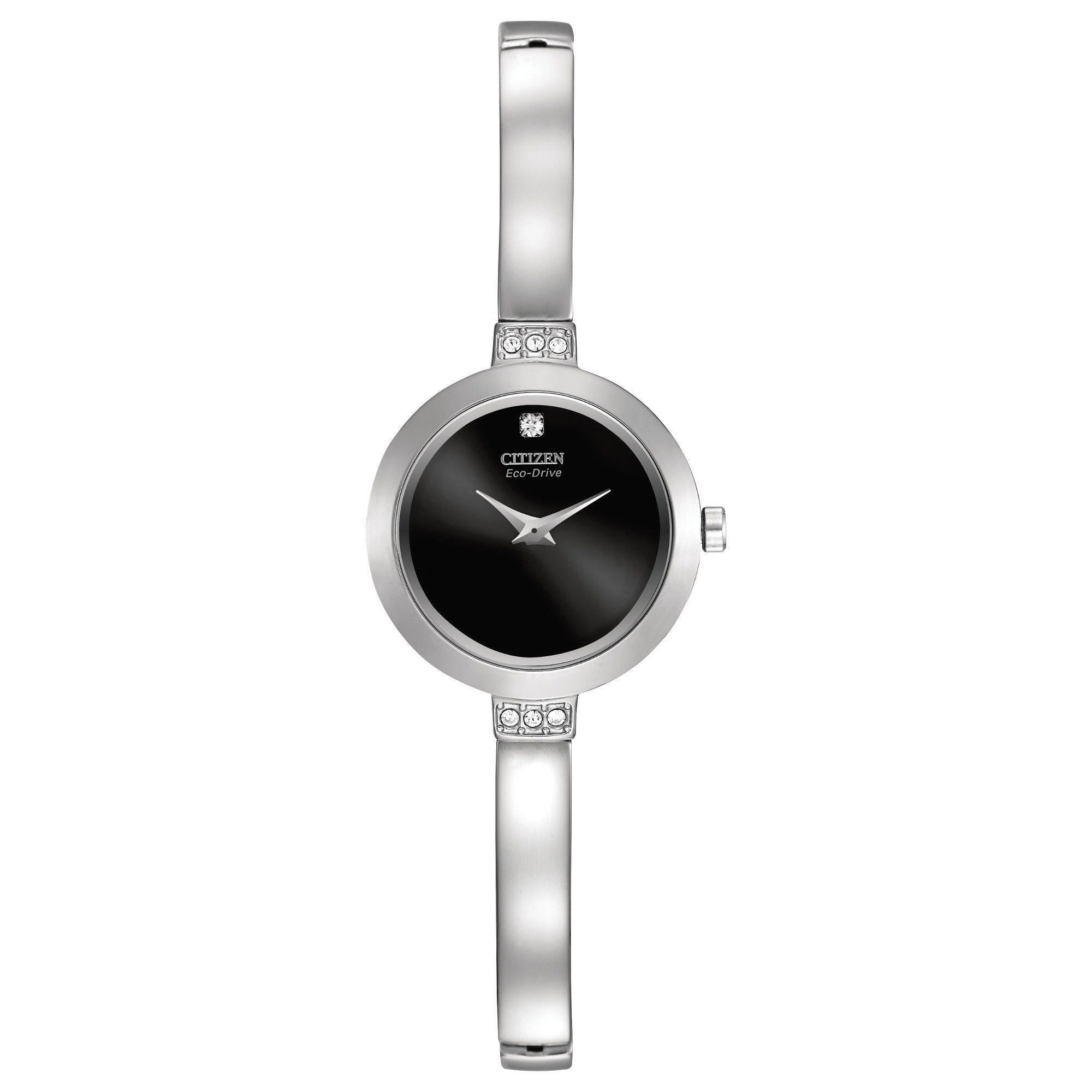 Citizen Eco-Drive Women's EW9920-50E Silhouette Watch