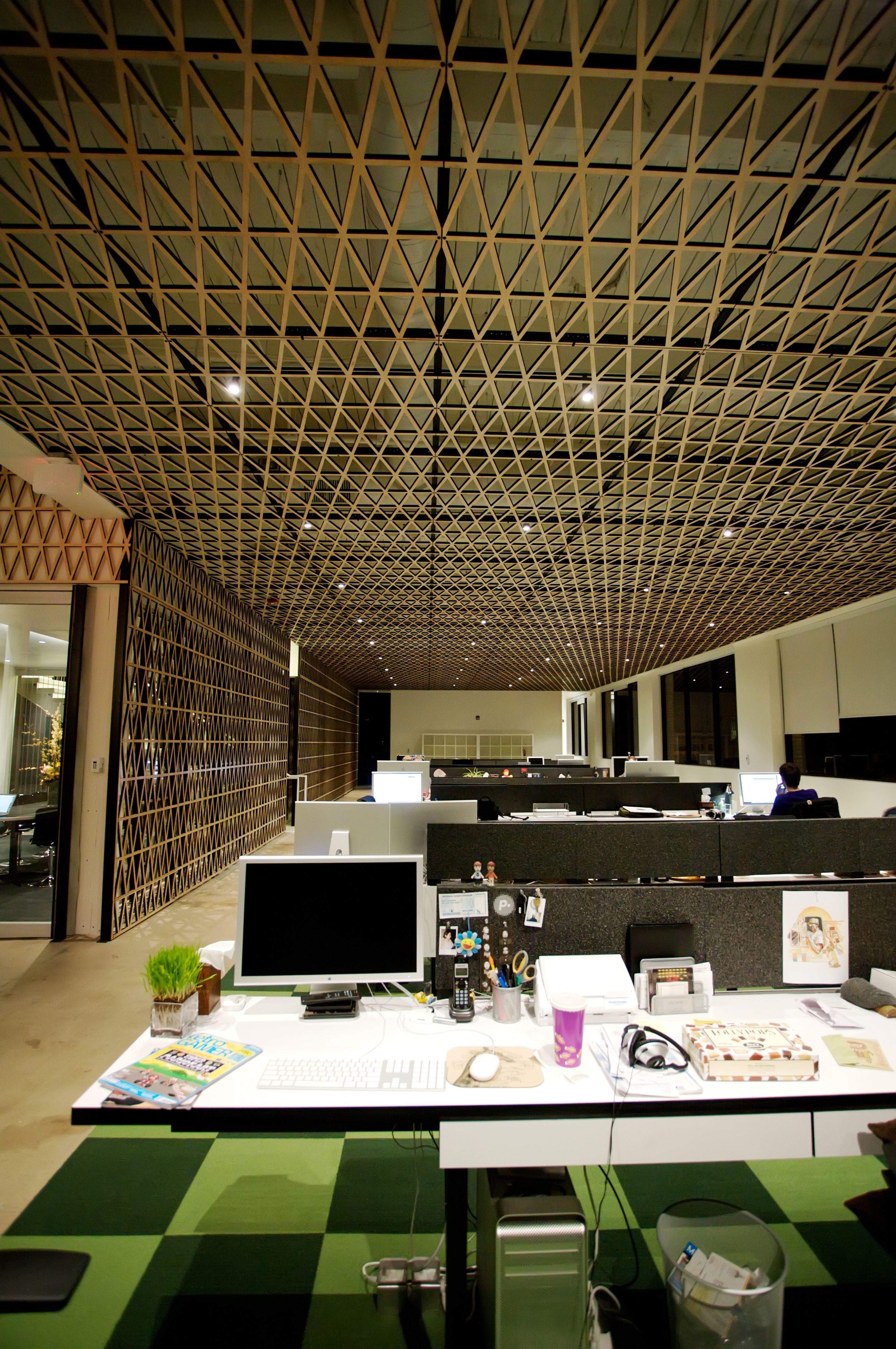 Room Lighting Design Software: Awesome Ceilings With Sweet Rugs.