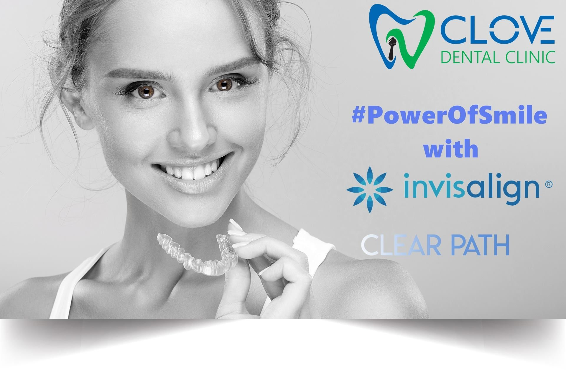 Keep Calm And Try Invisalign. 💕 💥No wires. 💥No brackets