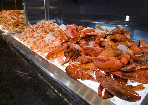 seafood pala casino is home to the number one buffet san diego has rh pinterest com best seafood buffet san diego best lobster buffet san diego