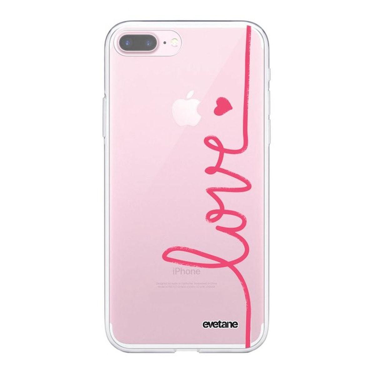 coque iphone 7 plus esr transparente