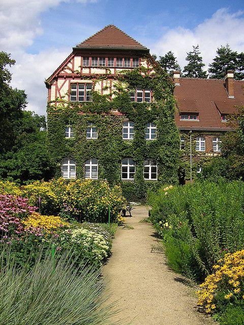 Botanischer Garten, Berlin, Germany