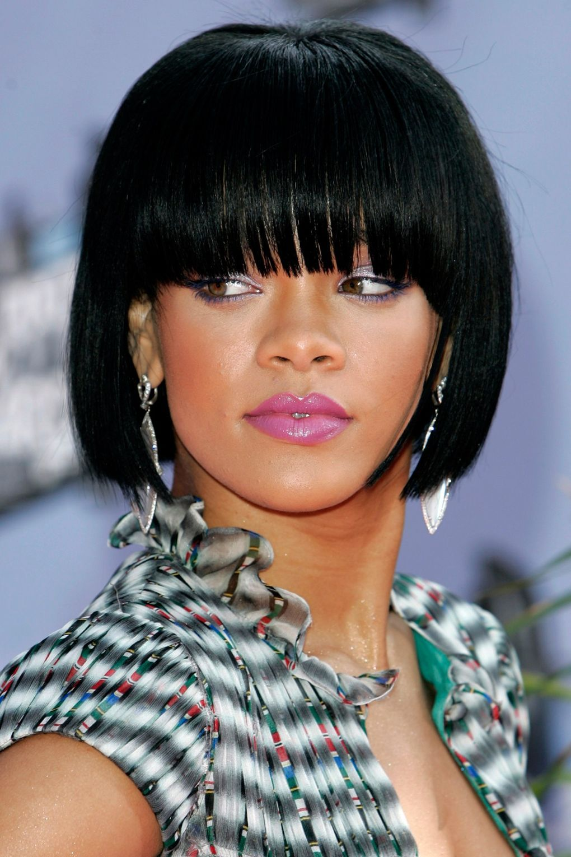 Rihanna Hair Style File Rihanna hairstyles, Hair styles