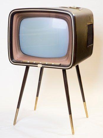 Astor 14 Black And White Tv Tv50 Anniversary Of Television In Australia Culture Victoria Vintage Television Vintage Tv White Tv