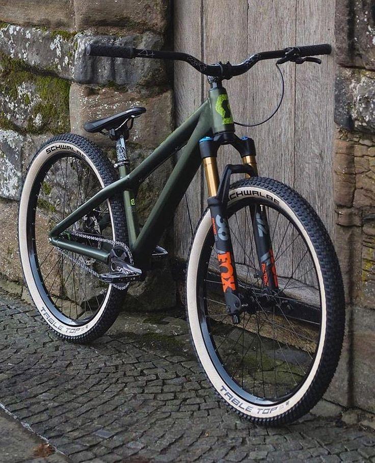 Dirt Jump Frames Dirt Bicycle Downhill Bike Mountian Bike