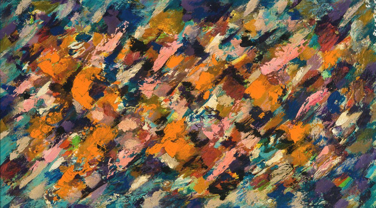 "low-country: "" Léopold Plomteux - Compositie (1957) """