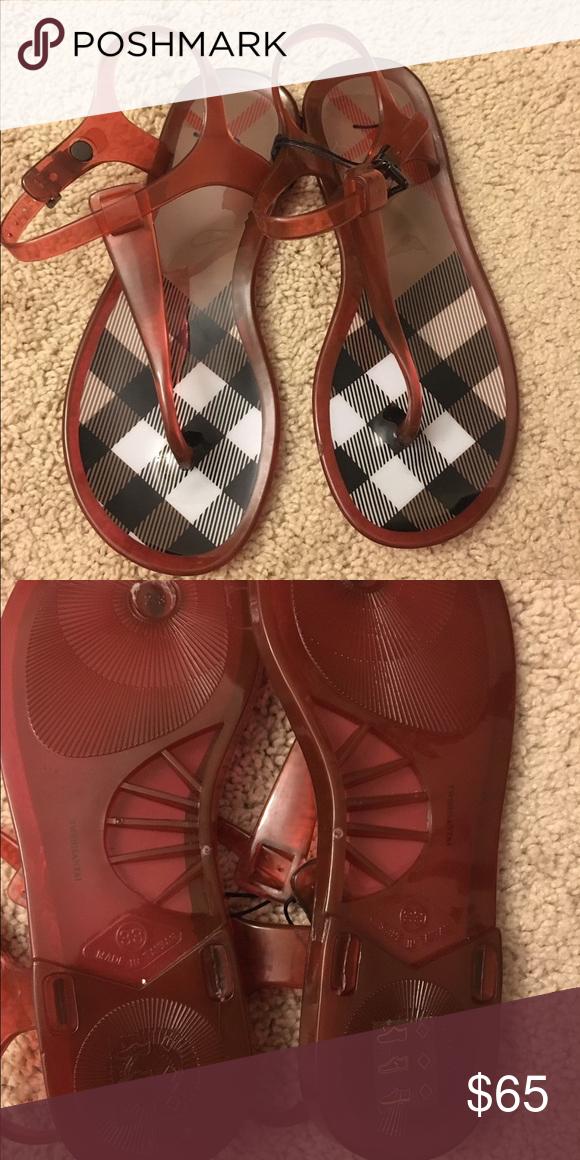Burberry Shoes Sandals